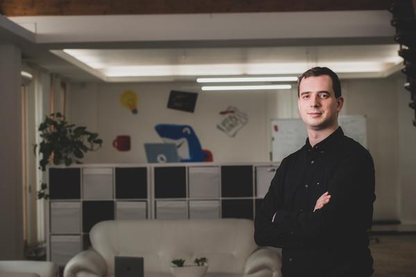 Filip Mikschik, zakladatel a CEO StartupJobs.